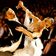 Chao Yang & Yiling Tan at SnowBall